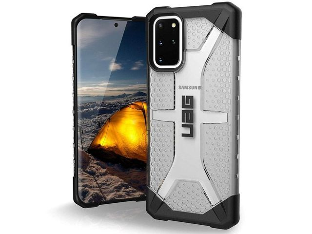 Etui na telefon UAG Urban Armor Gear Plasma do Samsung Galaxy S20 Plus ice