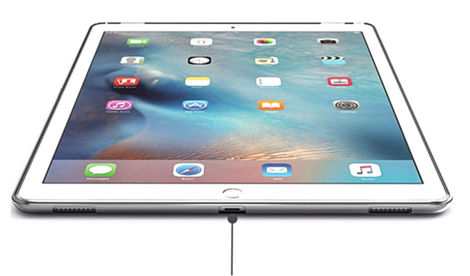 Etui silikonowe do apple iPad Pro 9.7 + szkło
