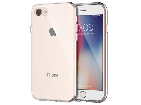 Etui silikonowe przezroczyste do Apple iPhone 7/8/SE 2020 Crystal Case