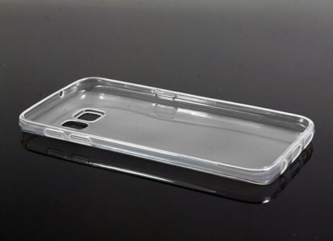 Etui transparent silikon guma do SAMSUNG Galaxy S7