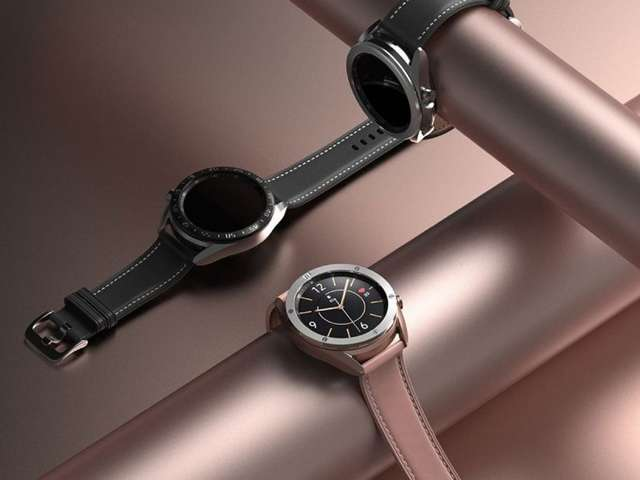 Nakładka na tachymetr Ringke Bezel do Samsung Galaxy Watch 3 41mm SIlver 01