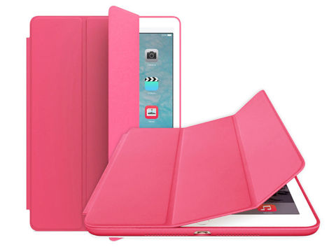 Smart Case etui do iPad AIR Różowy