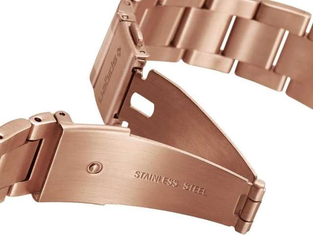 Spigen Bransoleta Modern Fit Band do Galaxy Watch 42 mm Rose Gold
