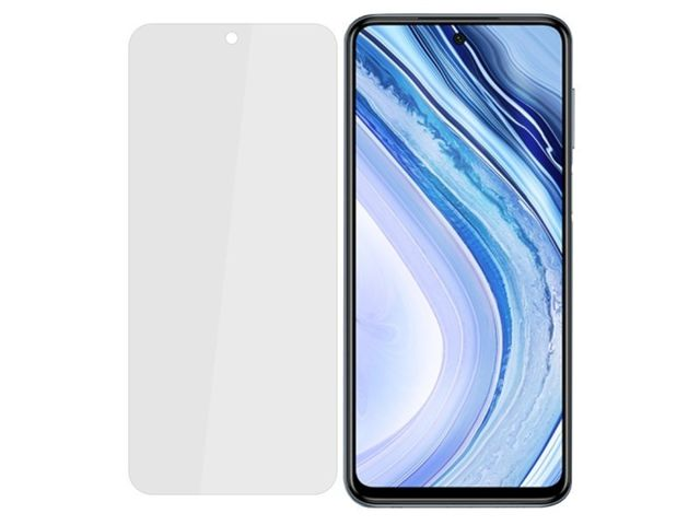 Szkło na telefon 3mk Flexible Glass 7H do Redmi Note 9S/ 9 Pro/ 9 Pro Max