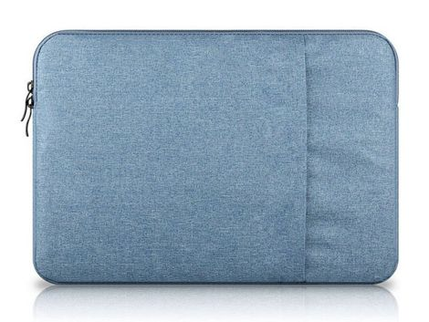 Torba etui pokrowiec do Apple MacBook Air / Pro 13'' Niebieske
