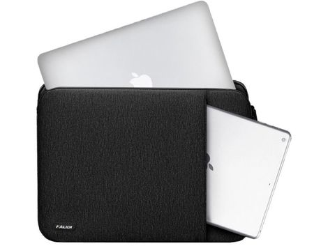 Torba na laptopa etui Kalidi pokrowiec do Macbook Pro 13/ Air czarna