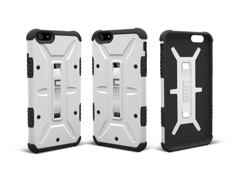 UAG Etui na telefon Pathfinder do Apple iPhone 6 Plus + Folia Black