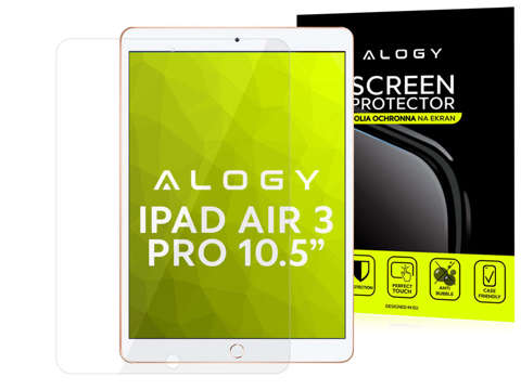 Alogy Folia ochronna na ekran do Apple iPad Air 3 2019/ Pro 10.5